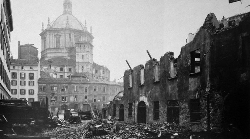 2° guerra mondiale a Milano