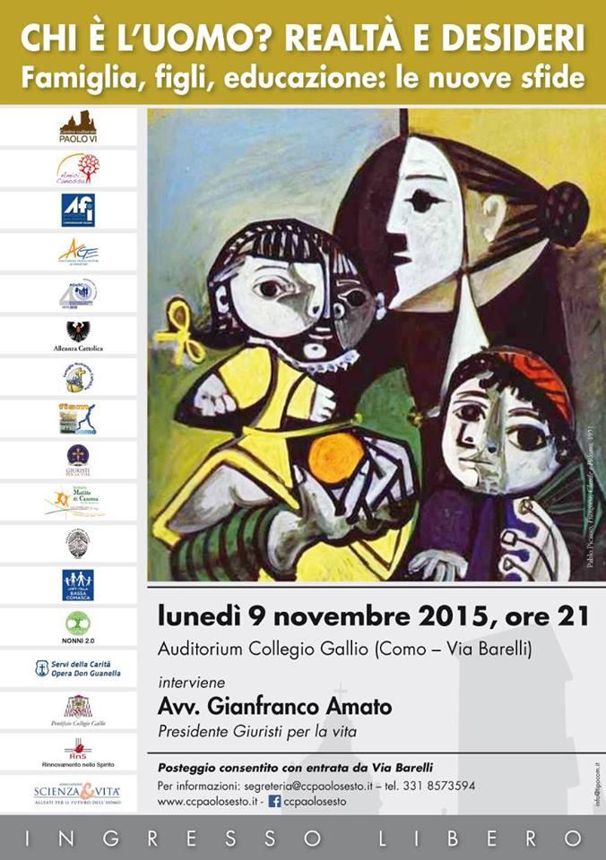 Locandina: Chi e l'uomo? Realtà e desideri