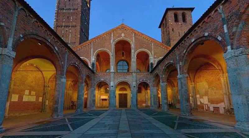 Basilica di Sant'Ambrogio di Milano