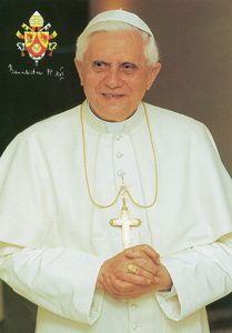 Santità Benedetto XVI