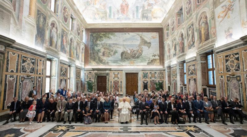 Incontro con Papa Francesco - 01-06-2017